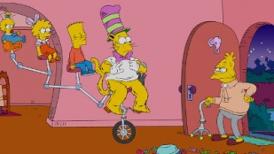 The Simpsons 25x02 : Treehouse of Horror XXIV- Seriesaddict